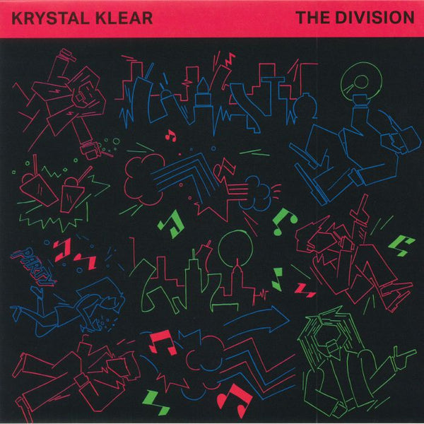 Krystal Klear - The Division EP