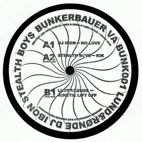 Various Artists - BunkerBauer 001