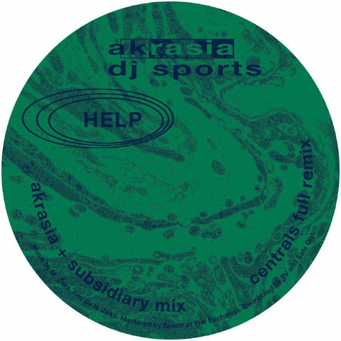 DJ Sports ‎– Akrasia