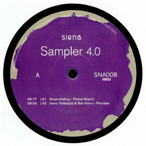 Various Artists ‎– Sampler 4.0