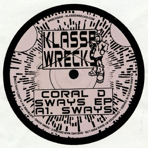 Coral D - Sways EP
