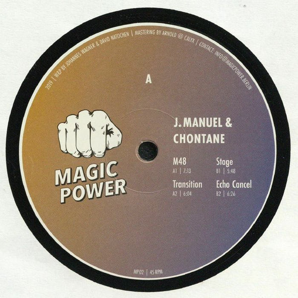 Chontane & J.Manuel - Magic Power 02
