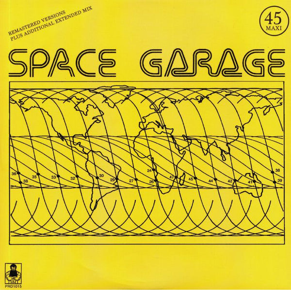 Space Garage - Space Garage (Reissue)