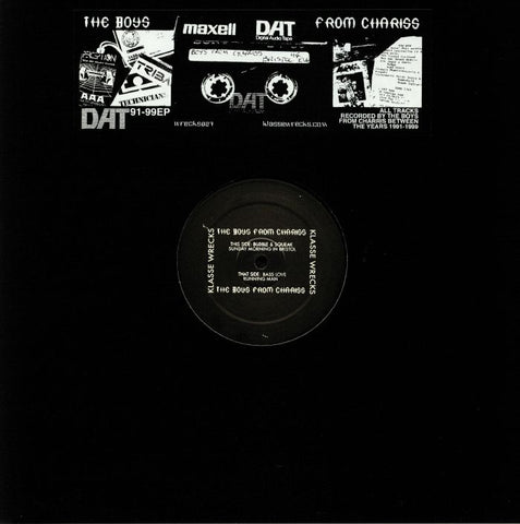 The Boys from Chariss - DAT 91-99 EP