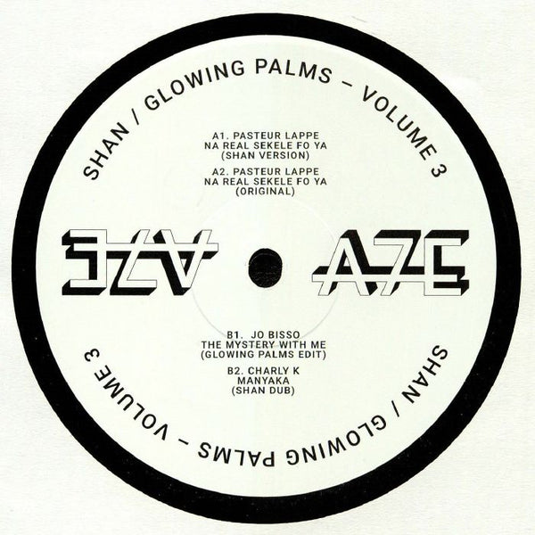 Shan / Glowing Palms - Africa Seven Presents A7Edits Volume 3
