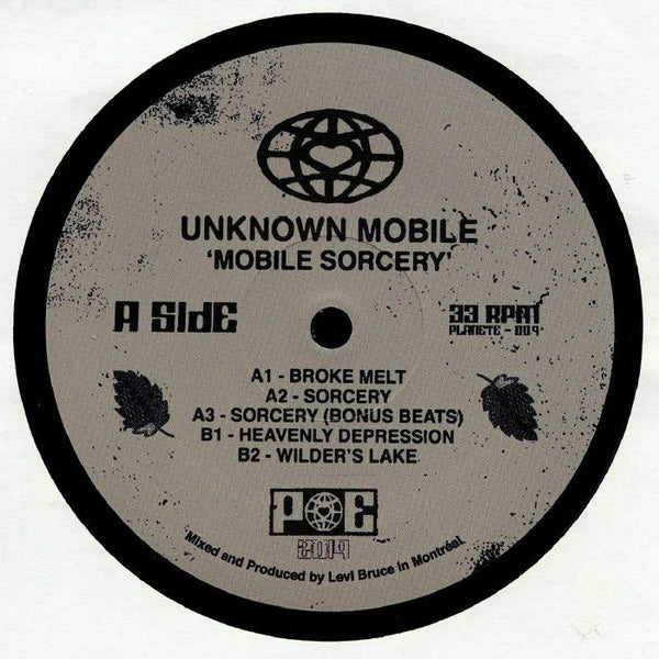 Unknown Mobile - Mobile Sorcery EP