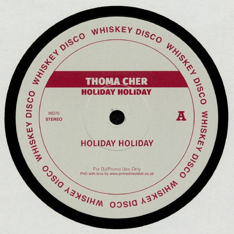 THOMA CHER - Holiday Holiday