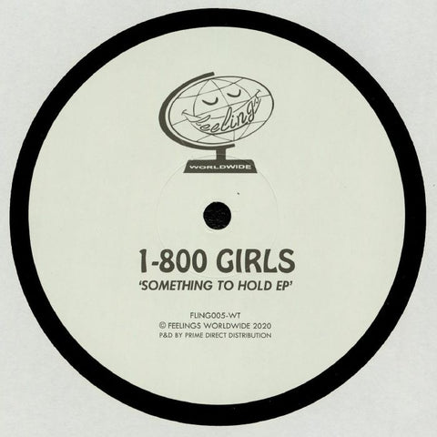 1-800 GIRLS - Something To Hold EP