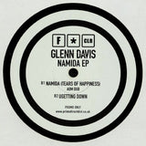 GLENN DAVIS - NAMIDA (TEARS OF HAPPINESS) EP
