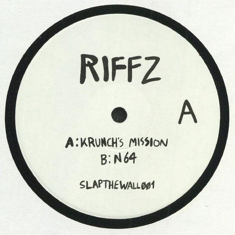 SLAPTHEWALL001 - Riffz - Krunch's Mission