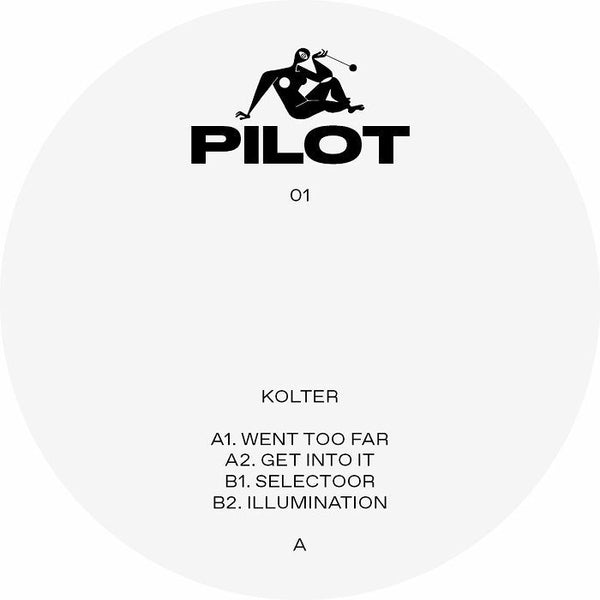 KOLTER - Went Too Far (PRE-ORDER)