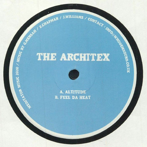 The Architex  -  MEDITATOR025