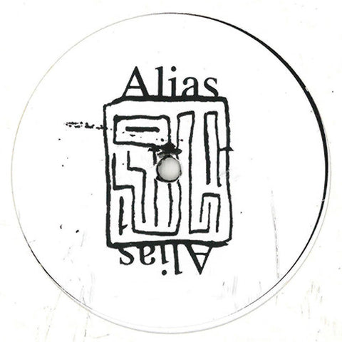 Alias & Alias - DRWND003 - Lobster Records