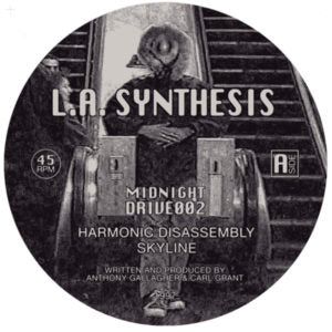 LA SYNTHESIS - HARMONIC DISASSEMBLY