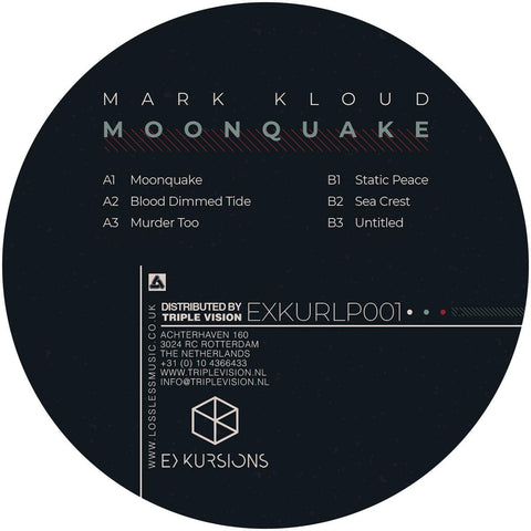 Mark Kloud - Moonquake