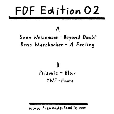 Various Artists - FDF Edition 02