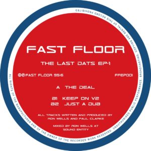 FAST FLOOR ‎- THE LAST DATS