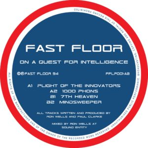 FAST FLOOR - A QUEST FOR INTELLIGENCE