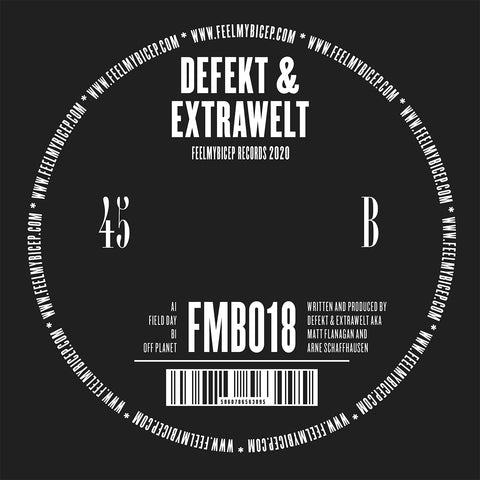 Defekt & Extrawelt -  Field Day / Off Planet