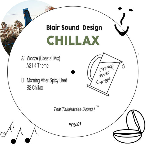 Blair Sound Design - Chillax