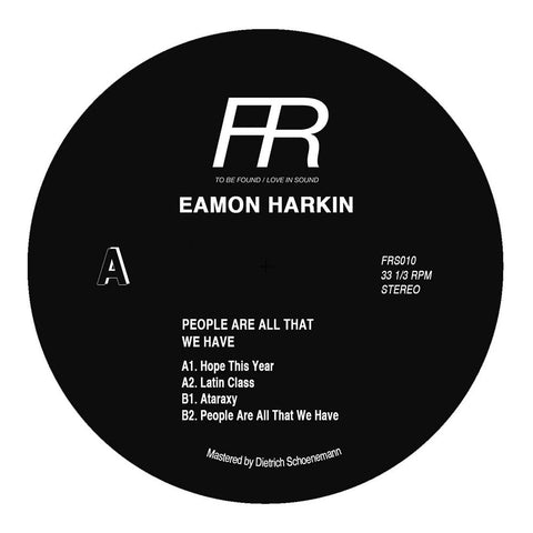 Eamon Harkin - People Are All That We Have (PRE-ORDER)