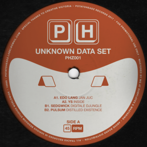 Various Artists - Unknown Data Set