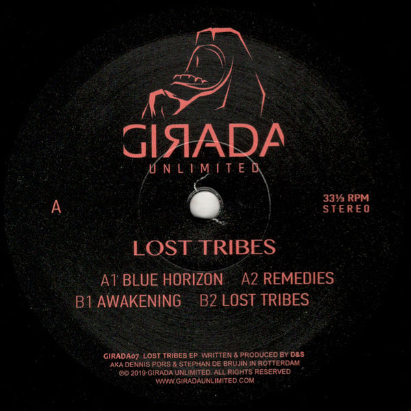 D&S – Lost Tribes EP (PRE-ORDER)