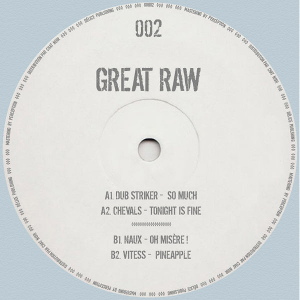 VA - Great Raw 002