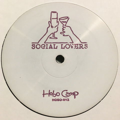 Social Lovers - Lover's Flame / The Light