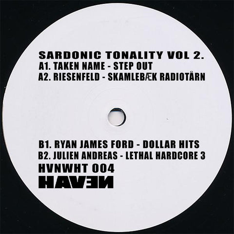 Various Artists - Sardonic Tonality Vol. 2 (PRE-ORDER)