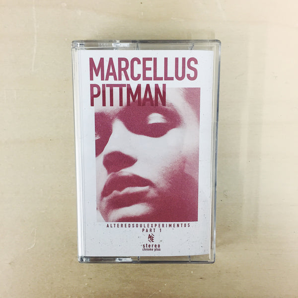 Marcellus Pittman ‎– Altered Soul Experiment 05 Part 1