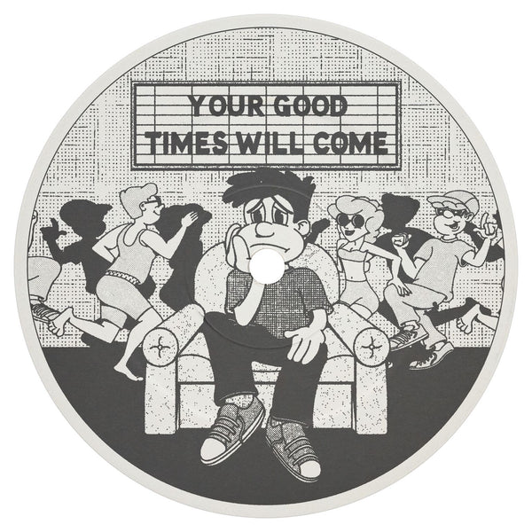 Laurence Guy - Your Good Times Will Come EP (PRE-ORDER)
