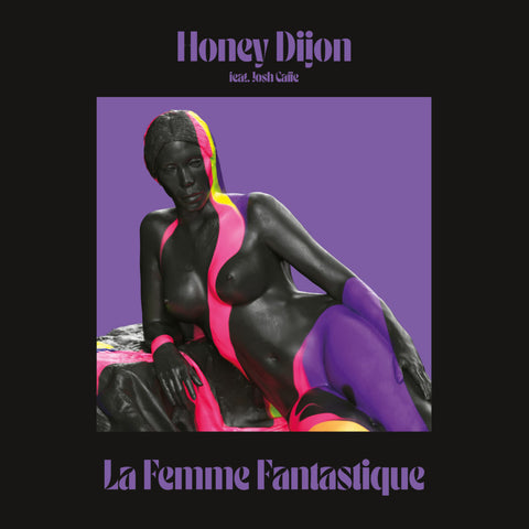 Honey Dijon ft Josh Caffe - La Femme Fantastique Inc. KiNK & KEi Remix