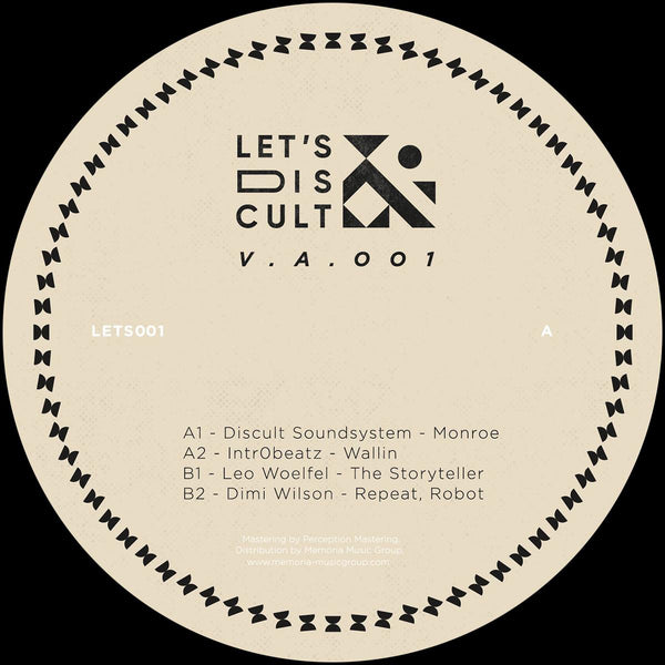 Various Artists - LETS001