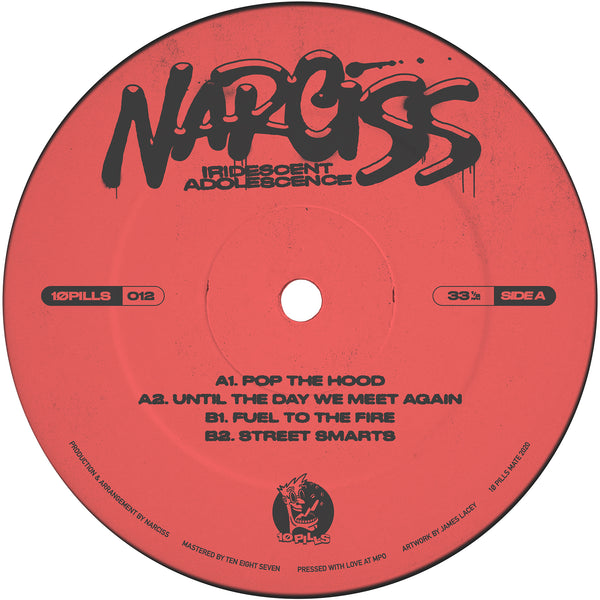 Narciss – Iridescent Adolescence EP