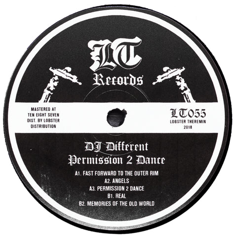 DJ Different - Permission 2 Dance