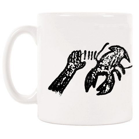 LOBSTER THEREMIN CLASSIC MUG