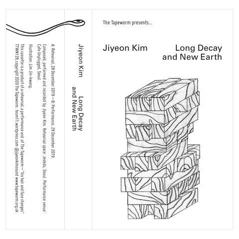 Jiyeon Kim Long - Decay and New Earth (PRE-ORDER)