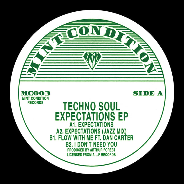 TECHNO SOUL - EXPECTATIONS