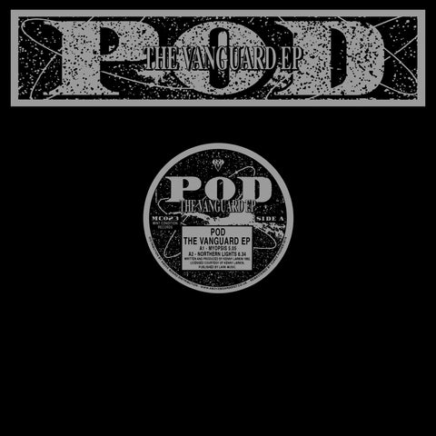 POD (Kenny Larkin) - The Vanguard EP