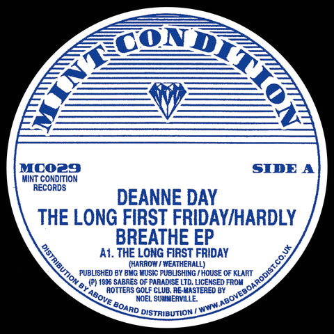 Deanne Day - The Long First Friday / Hardly Breathe