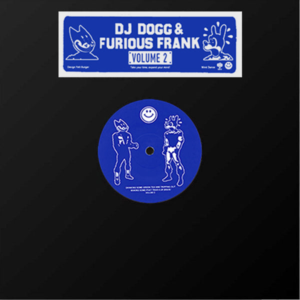 Dj.Dogg and Furious Frank Vol.2 - Acid City 300