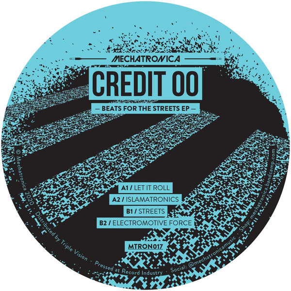 Credit 00 - Beats For The Streets EP