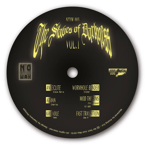 Various Artists - The Slaves Of Darkness Vol.1