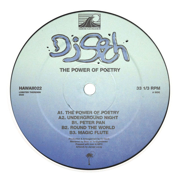 Dj Soch - The Power Of Poetry
