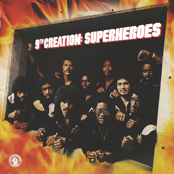 9th Creation - Superheroes