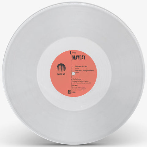 Mayday (Derrick May) - Sinister (Clear Vinyl Repress)