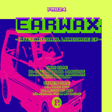 Earwax - International Language EP (PRE-ORDER)