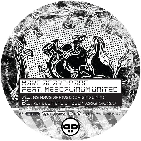 Marc Acardipane ft Mescalinum United - We Have Arrived