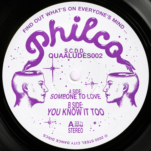 Philco - Someone To Love / You Know It Too